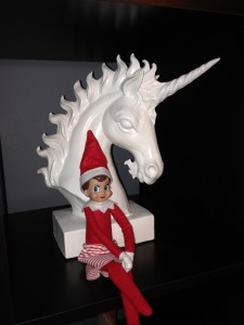 Elf on the Shelf, Cheeky