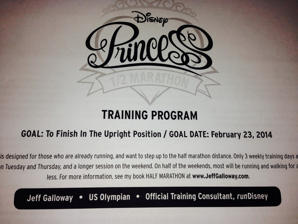 Princess Half Marathon Disney