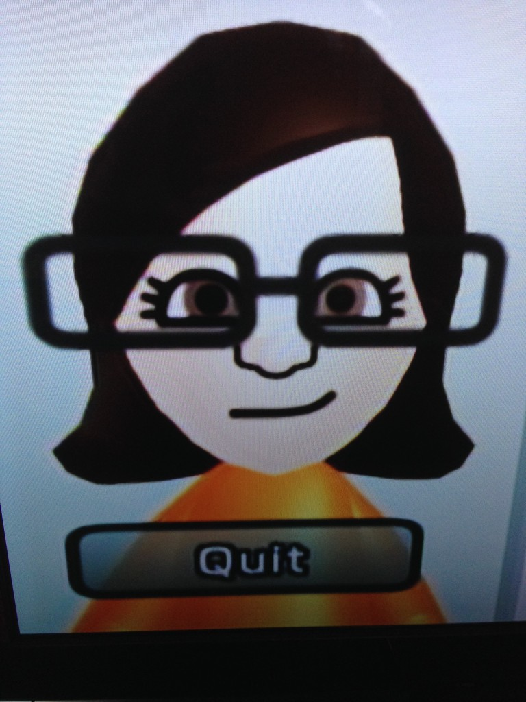 Mii self image kelly valor
