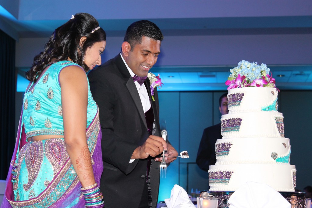 seema cake cutting