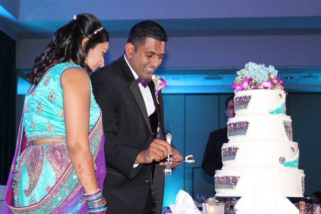 seema cake cutting