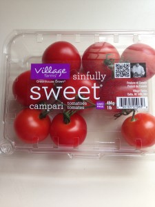 sinfully sweet tomatoes
