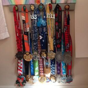 medals running