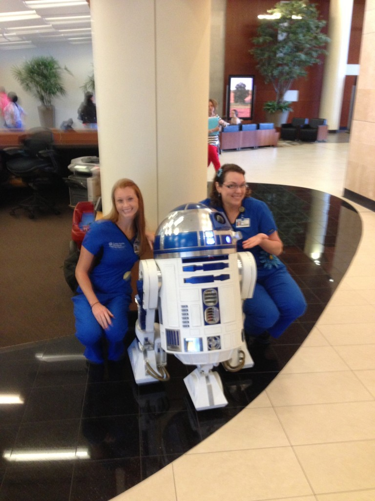 r2d2 Florida Hospital for Children