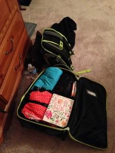 Packing tetris