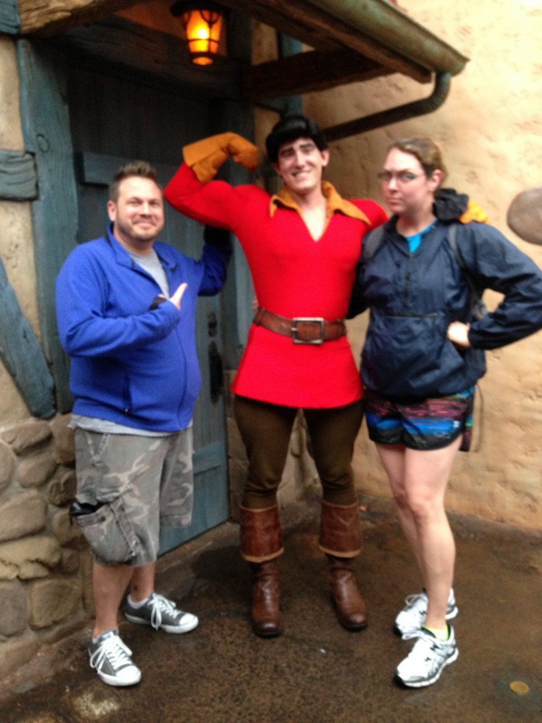 Gaston muscles