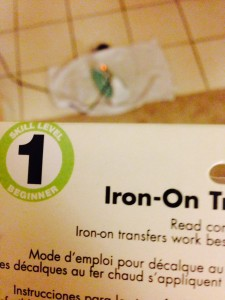 iron on elephant
