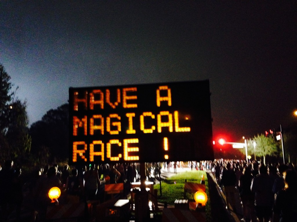 magical race