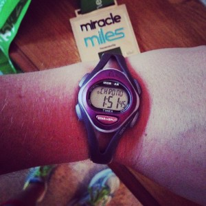 running time miracle miles