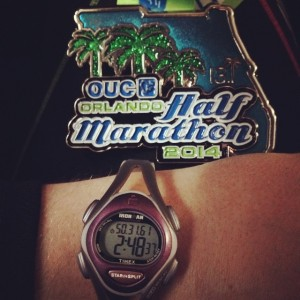 half marathon OUC