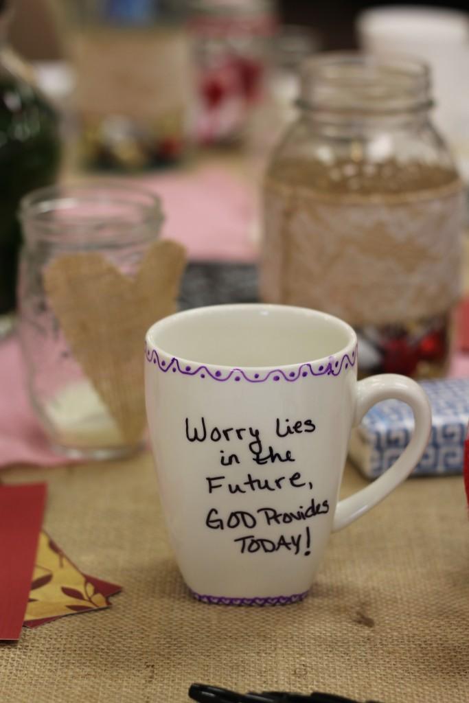 mug worry future