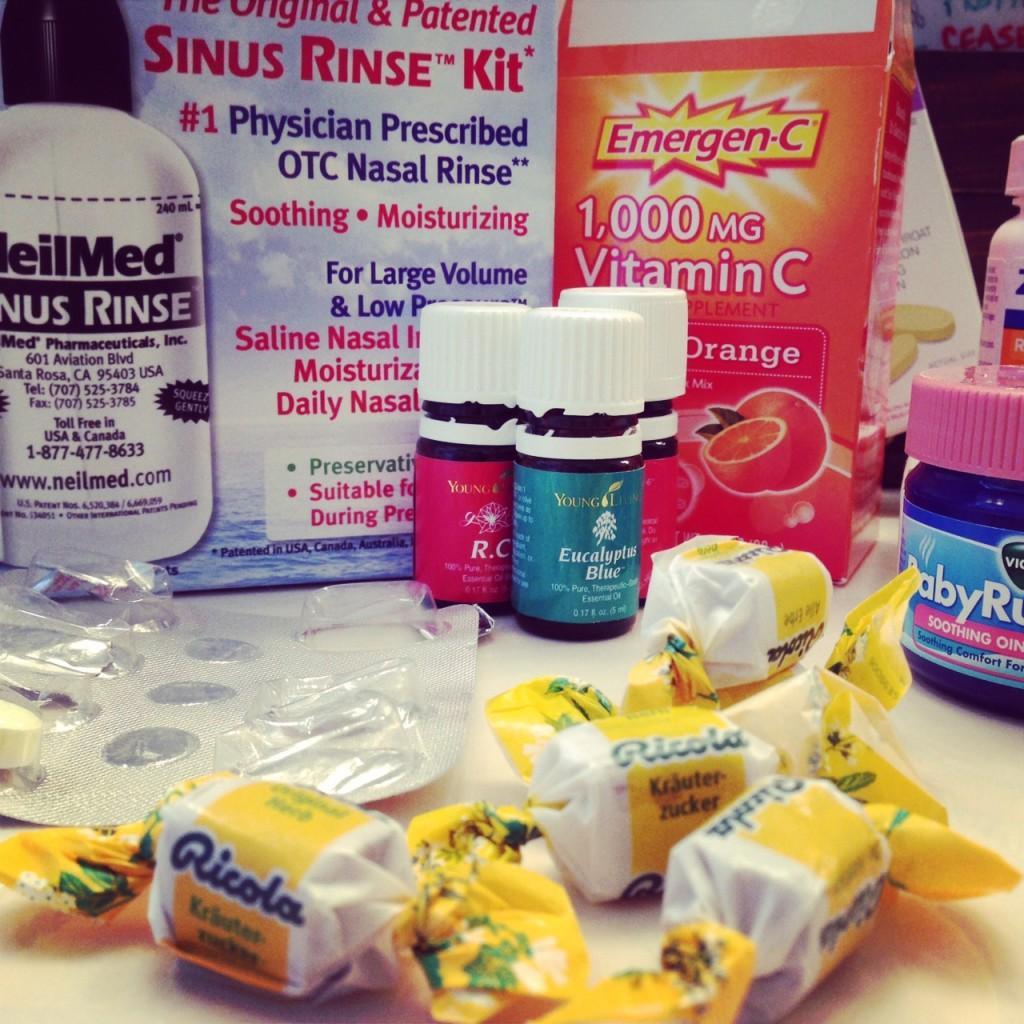 sick, ill, snot, kleenex