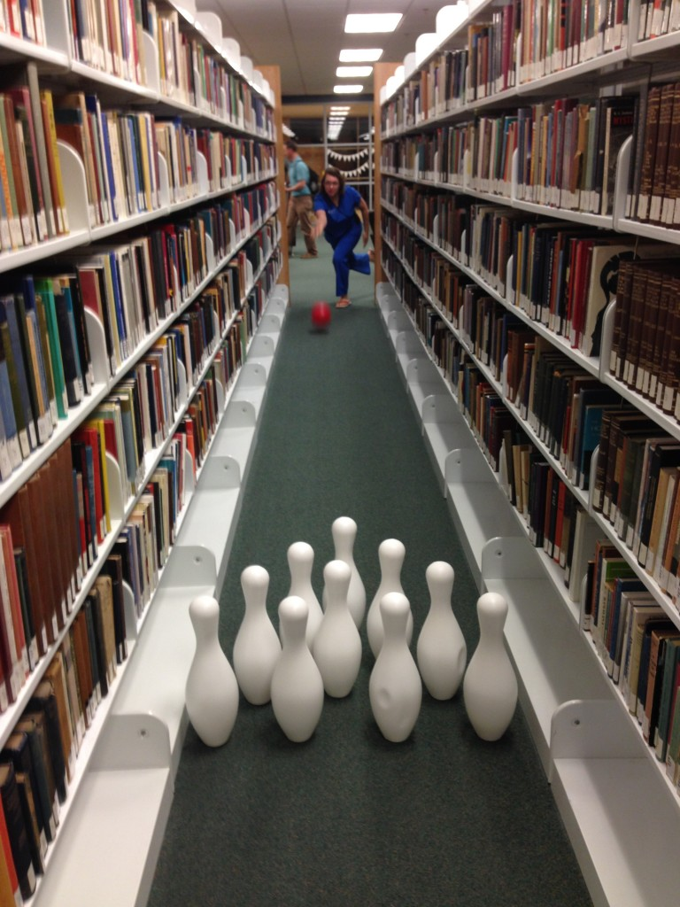 library bowling
