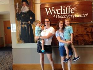 Wycliffe, abby, valor, percy