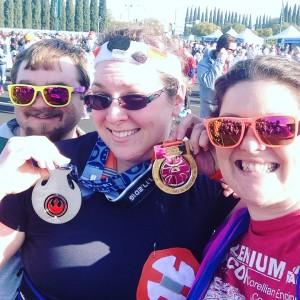 finish line star wars half marathon