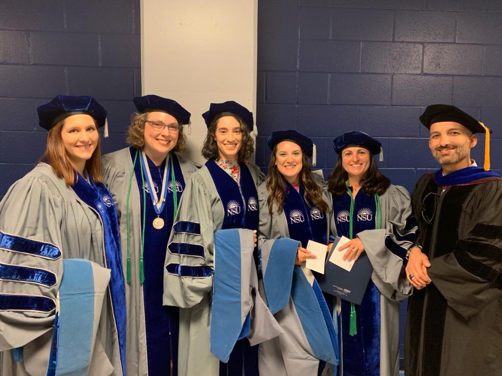 Gumption & Graduations